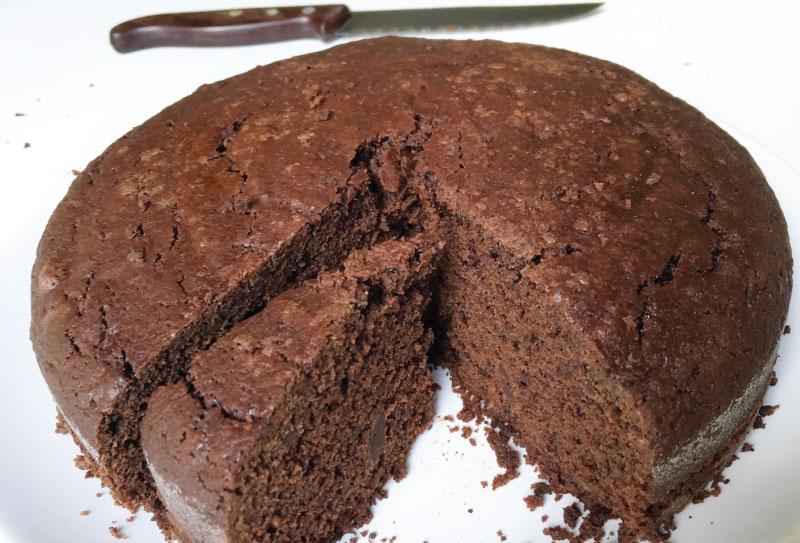 cokoladovy dort s repou